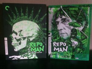 Criterion Repo Man 2 Disc Set  $20.00