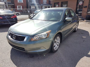 2008 Honda Accord EXL only $7995