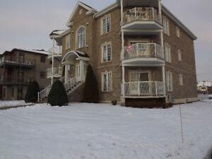 Condo 4 1/2 à Sorel-Tracy, 1250 pc, 2eme étage vue sur le fleuve