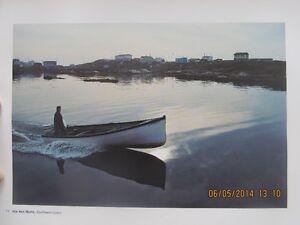ONE HUNDRED OUTPORTS by Ben Hansen (Signed) St. John's Newfoundland image 5