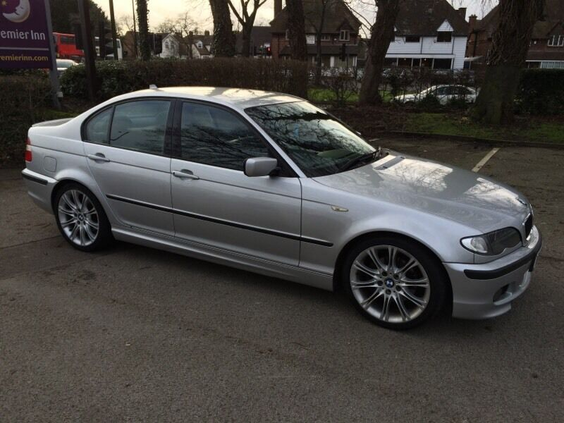 bmw 3 series 320d m sport e46 2004 in hall green west. Black Bedroom Furniture Sets. Home Design Ideas