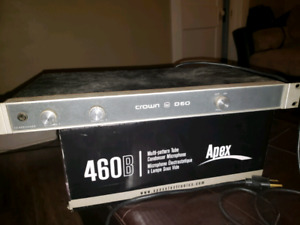 Crown 2 Channel Power Amp