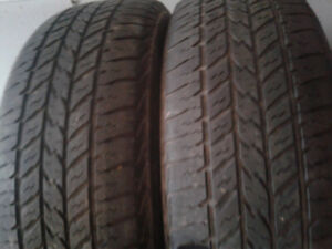 ALL SEASONS 195/65r15 tires /195/65r15 on 5  x 114.3 rims truro