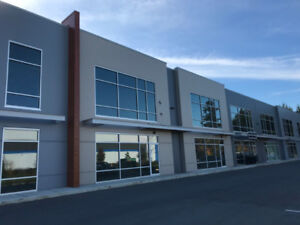 Newly built office space for lease in South Surrey