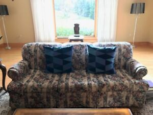 Moving Sale, couches  (sofa and chair)