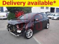 2018 Vauxhall Corsa SRi VX-Line 1.4 DAMAGED REPAIRABLE SALVAGE