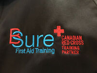 First Aid and CPR training
