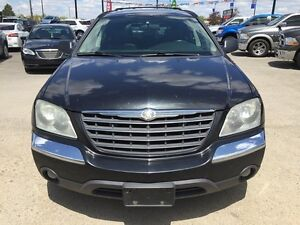 2006 CHRYSLER PACIFICA TOURING * AWD * LEATHER * SUNROOF London Ontario image 9