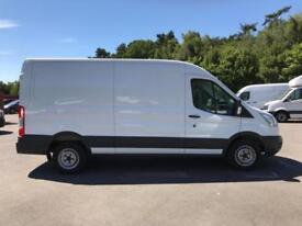 Ford Transit 350 L3 H2 VAN 125PS EURO 5 DIESEL MANUAL WHITE (2016)