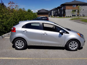 2014 Kia Rio LX+ (ECO) Hatchback - Clean & Ready to Sell