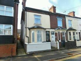 2 BEDROOM HOUSE TO LET UNFURNISHED IN STOKE OFF CAMPBELL ROAD