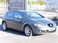 Seat Leon 1.9TDI 2007 Stylance, Grey, Hatchback, 1 Years Mot