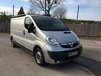 Vauxhall Vivaro !NO VAT! 2900CDTI LWB SHR