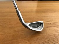 GOLF CLUB TOUR MODEL NUMBER ONE IRON RIGHT HANDED. WITH STEEL SHAFT.