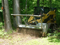 Land clearing.leveling,grading,backfilling