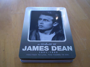 JAMES DEAN DVD COLLECTION