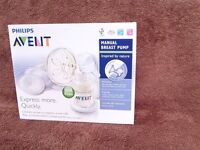 Breast pump, Philips, Avent
