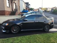 MITSUBISHI EVO X FQ360 by HKS (MANUAL) may px or swap