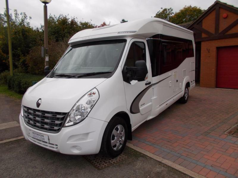 2015 Hobby Premium 60GF 3 Berth Rear Fixed Bed Automatic Gearbox Ref 11125