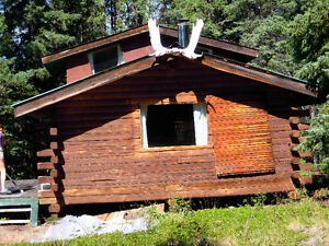 Water access cabin for rent