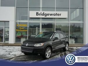 2014 VOLKSWAGEN TOUAREG Comfortline - LEATHER - TOP OF THE LINE