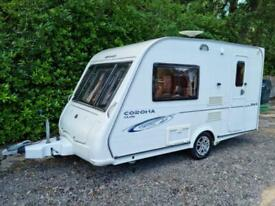 COMPASS CORANA CLUB 362 - 2010 - MOVER & AWNING - END KITCHEN