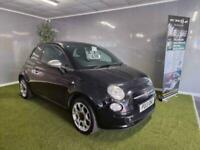 2013 Fiat 500 1.2 Street 3dr Dualogic HATCHBACK Petrol Automatic