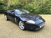 2006/56 Jaguar XKR 4.2 ( 420bhp ) auto Supercharged