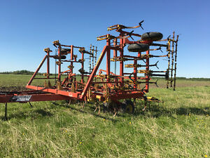 Bourgault 30ft Cultivator