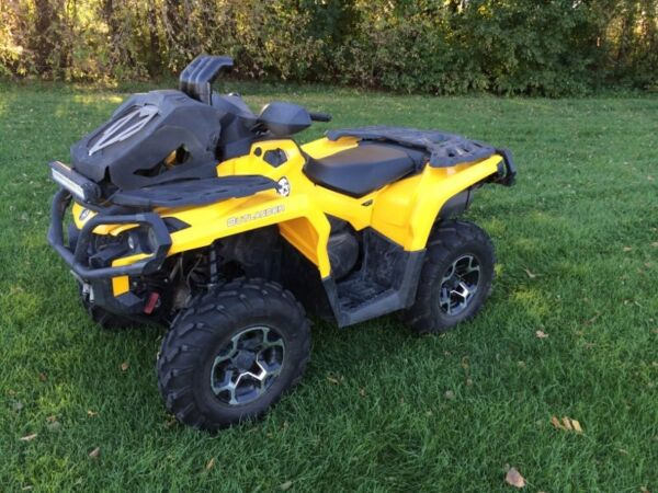 Used 2013 Can-Am Outlander