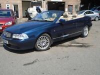 2002 51 VOLVO C70 2.0 LPT 2D 161 BHP
