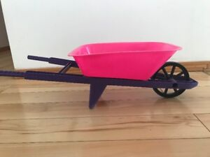 Child Toy Wheelbarrow Get the kids involved with Fall Cleanup