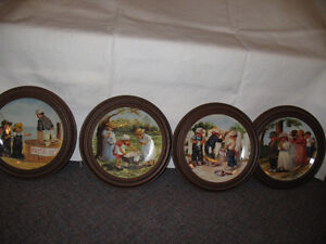 38 COLLECTOR PLATES