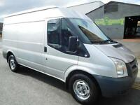 NO VAT! Ford Transit MWB medium roof panel van super rare 140BHP 3.5 ton (45)