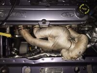 Mk1 Ford Focus RS Jek exhaust manifold