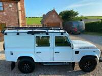 15 MY Land Rover 110 Defender 2.2I D Utility DPF 2015MY XS