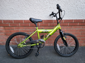 Child's Avigo Recon BMX Bike (5-7yrs)