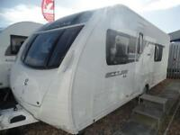 2012 Sterling Eccles Lux 4 B 564 2 X SINGLE FIXED BEDS
