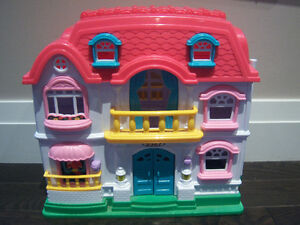 YOU & ME - MY FIRST DOLL HOUSE
