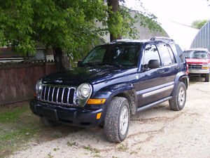 2007 Jeep liberty $3900 as is