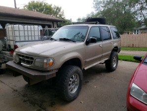99 Ford Explorer 130,000kms