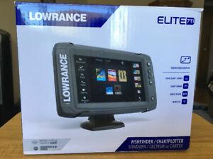 Lowrance Elite 7Ti