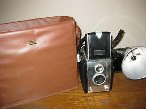 Unique Antique Camera