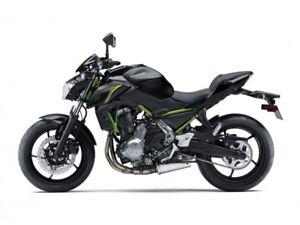 2018 Kawasaki Z650 ABS BLACK / 27$/sem