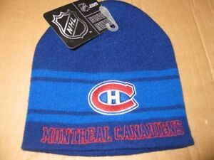 NEW Montreal Canadiens Toques/Hats - Boys & Girls, Scarf
