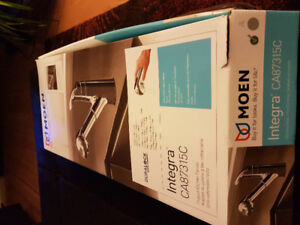 Moen kitchen tap