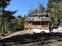 Beautiful New Home in Hub of Cowichan Station