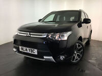 2014 MITSUBISHI OUTLANDER GX4 DI-D 4WD DIESEL 1 OWNER SERVICE HISTORY FINANCE PX