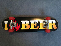 Black Label Skateboard
