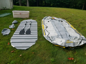 Intex  Inflatable Boat 250 or Trade